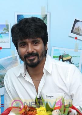 Sivakarthikeyan Remo Dubai Promotion Photos Tamil Gallery