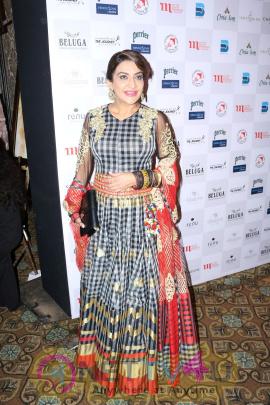 Soha Ali Khan & Kunal Kapoor Walks For Maheka Mirpuri Fashion Show Photo Hindi Gallery
