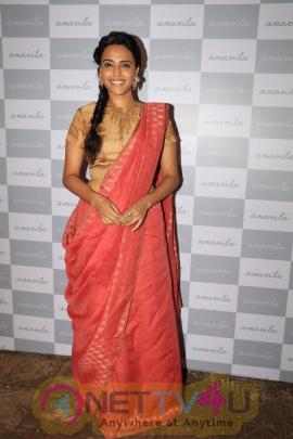 Sonam Kapoor, Kiran Rao & Sawara Bhaskar At Anavila Store Launch Stills Hindi Gallery