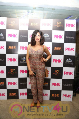Special Screening Of Pink At Sunny Super Sound Photos Hindi Gallery