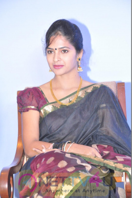 Actress  Swapna Madhuri In Mee Mee Celebrations Statuesque Stills