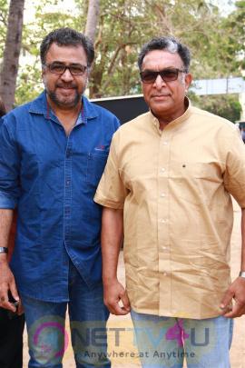 Sabash Naidu Movie Launch Exclusive Photos  Tamil Gallery
