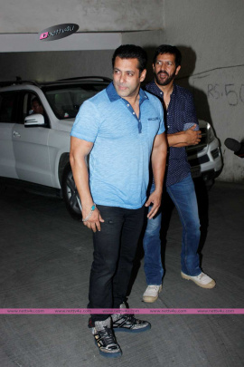salman khan movie bajrangi bhaijaan special screening