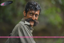 sandeep bharadwaj firstlook in rgv s killing veerappan movie