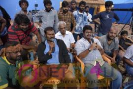 Sarabha Telugu Movie Press Release Stills