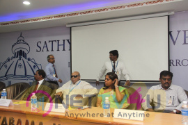 Sathyabama University Pre Launch Event Of Sathyabamasat Lovely Stills Tamil Gallery