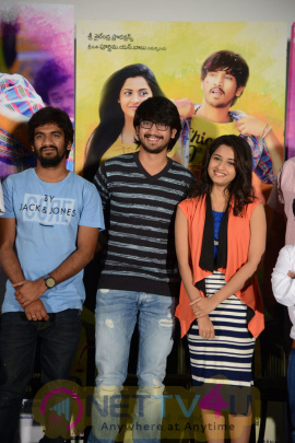 Seethamma Andalu Ramayya Sitralu Telugu Movie Success Meet Images