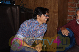 Shaan & KK At Music Launch Of The Film Fredrick UNCUT Attractive Photos
