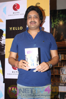Sharman Joshi At The Launch Of His Book As Boys Become Men Bollywood Photos