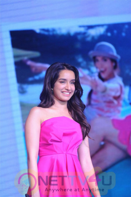 Shraddha Kapoor Launches New Veet Ad Campaign Stills Hindi Gallery