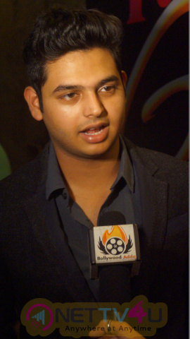Siddharth Sagar At Premier & Music Video Launch Of Funky Girls Event Stills Hindi Gallery