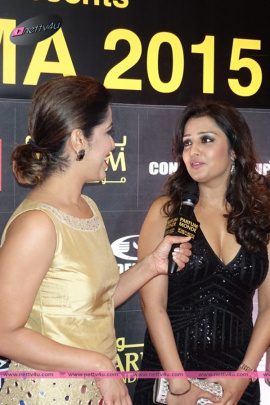 South Indian International Movie Awards 2015 - Photos Of Day 02