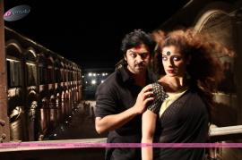 sowcarpet movie stills of actor srikanth and actress raai lakshmi