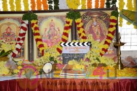 srivastava production no 1 movie launch images