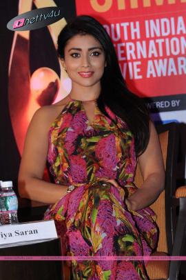 sriya saran at siima press meet photos