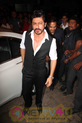 SRK, Aishwarya, Ranveer, Jacqueline At SLB's National Award Win Party Photos Hindi Gallery