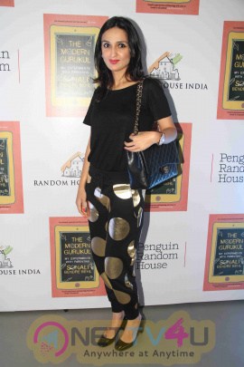 Success Party Of Sonali Bendre Book  The Modern Gurukul   My Experiments With Parenting Stills