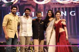 superhit telugu movie baahubali audio launch pictures