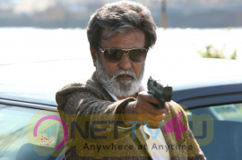 Superstar Rajanikanth in  KABALI Movie Exclusive Stills Tamil Gallery