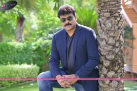supreme hero mega star chiranjeevi latest photos