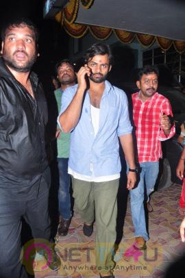 Supreme Team At Shiva Asian Cinemas Karimnagar Attractive Stills Telugu Gallery