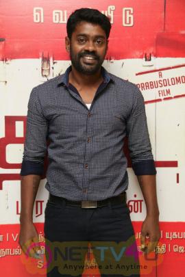 Tamil Movie Thodari Audio Launch Good Looking Photos
