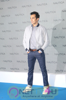 Tapsee Pannu & Rahul Khanna At Launch Of Nautica New Collection Stills Hindi Gallery