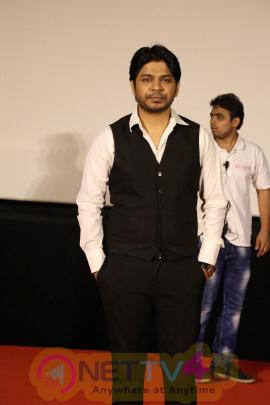 Teaser Launch Of Film Tum Bin 2 With Bhushan Kumar & Anubhav Sinha Photos