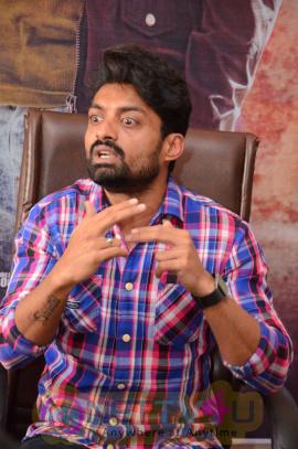 Telugu Actor Kalyan Ram Interview Grand Photos