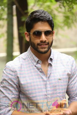 Telugu Actor Naga Chaitanya Interview Good Looking Stills