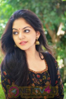 Telugu Actress Ahaana Krishna Photo Shoot Images