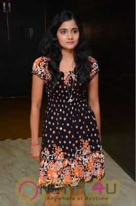 Telugu Actress Aishwarya Latest Photos