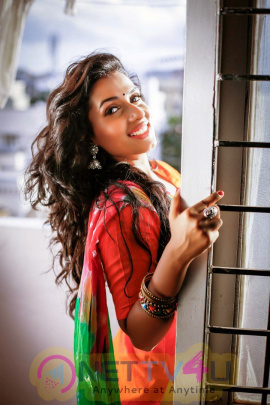 Telugu Actress Chetana Uttej  Latest Photoshoot Pics