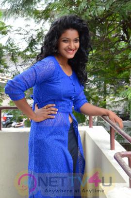 Telugu Actress Gayathri Latest Photo Shoot Stills