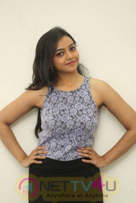 Actress Nithya Shetty beautiful Stills At Ramasakkanodu Movie Opening