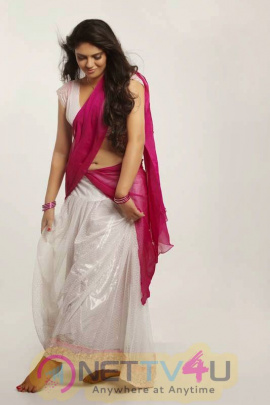 Telugu Actress Sherin Romantic Stills Telugu Gallery