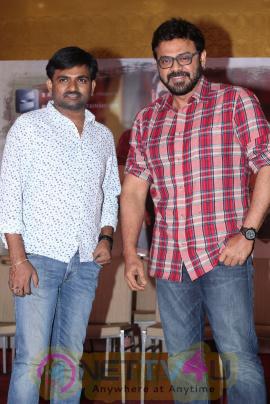 Telugu Movie Bangaram Success Meet Excellent Stills Telugu Gallery