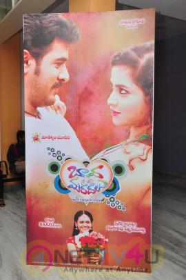 Telugu Movie Bava Maradalu Teaser Launch Gorgeous Photos Telugu Gallery