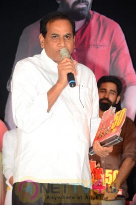 Telugu Movie Bichagadu 50 Days Celebrations Stills & Actress Satna Titus Charming Photos