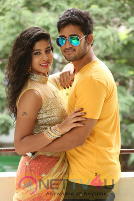 Telugu Movie Campus Ampasayya Press Meet Attractive Photos Telugu Gallery