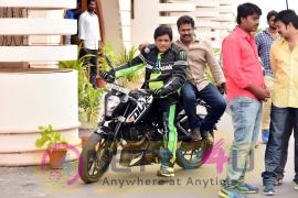 Telugu Movie Chuttalabbayi Working Stills