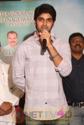 Telugu Movie Nee Jathaleka Platinum Disc Function Superb Stills