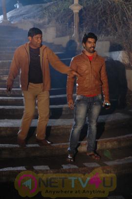 Telugu Movie Rani Gari Bangala Working Stills Telugu Gallery