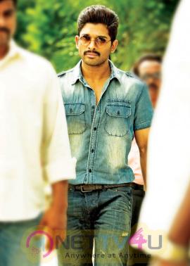 Telugu Movie Sarrainodu 50 Days Posters And New Photos Telugu Gallery
