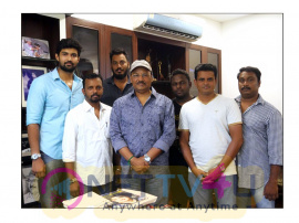 Thanga Ratham Movie First Look Poster Release At K Bhagyaraj Tamil Gallery