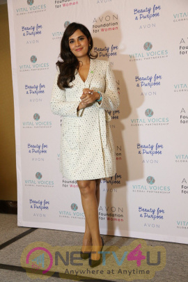 The Avon & Foundation & Vital Voices Host A Panel Discussion With Richa Chadha On Gender Based Violence Photos Telugu Gallery