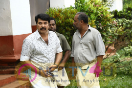 Thoppil Joppan Malayalam Movie & Working Stills