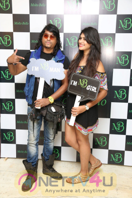 Tiger Shroff N Others Celebs At Malto Bello Salon Launch Photos Hindi Gallery