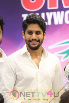 Tollywood Thunders Franchise Launch Attractive Photos