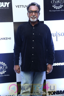 Toni & Guy Essensuals Launched By Actor Dr.M.Nasser At Neelankarai Beauteous Photos Tamil Gallery